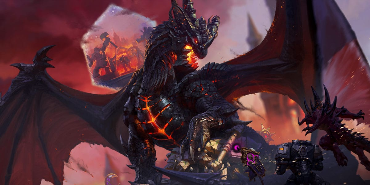 deathwing na ptr w heroes of the storm