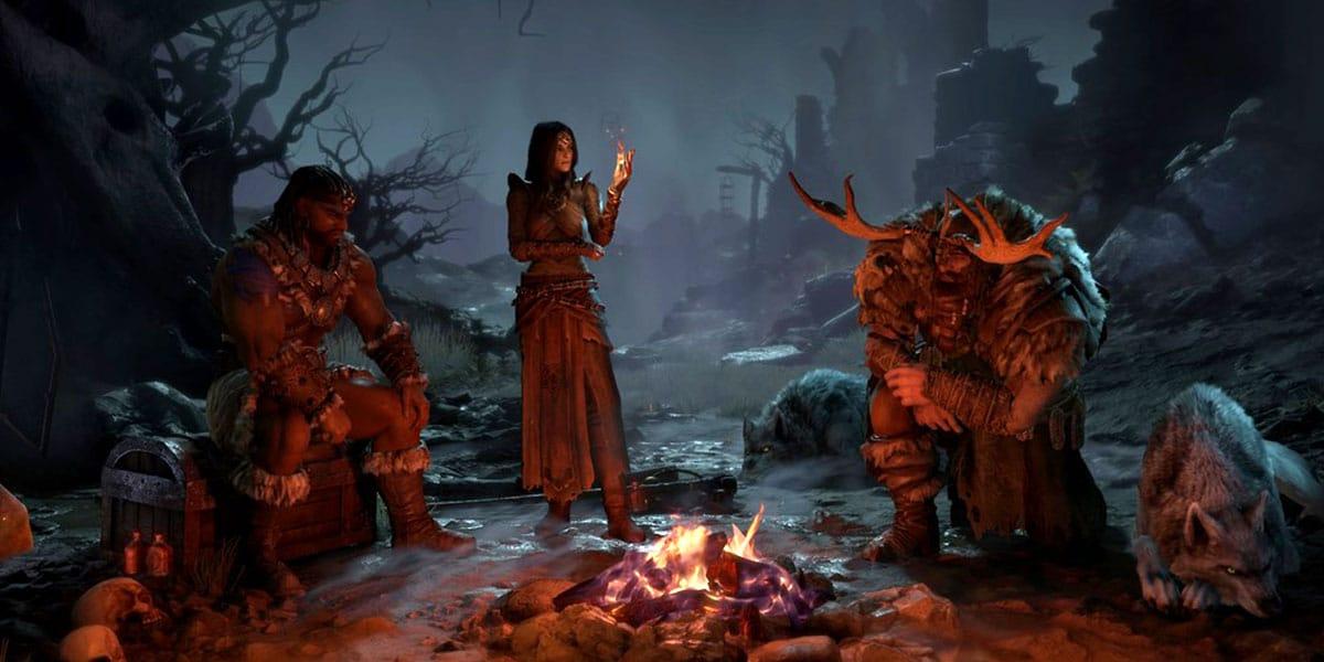 wojny klanów w pvp w Diablo 4