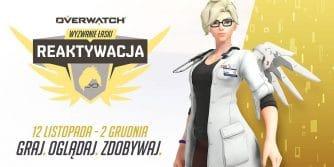 wyzwanie łaski overwatch