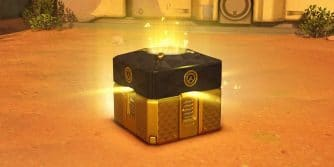 drop rate loot boxów w overwatch