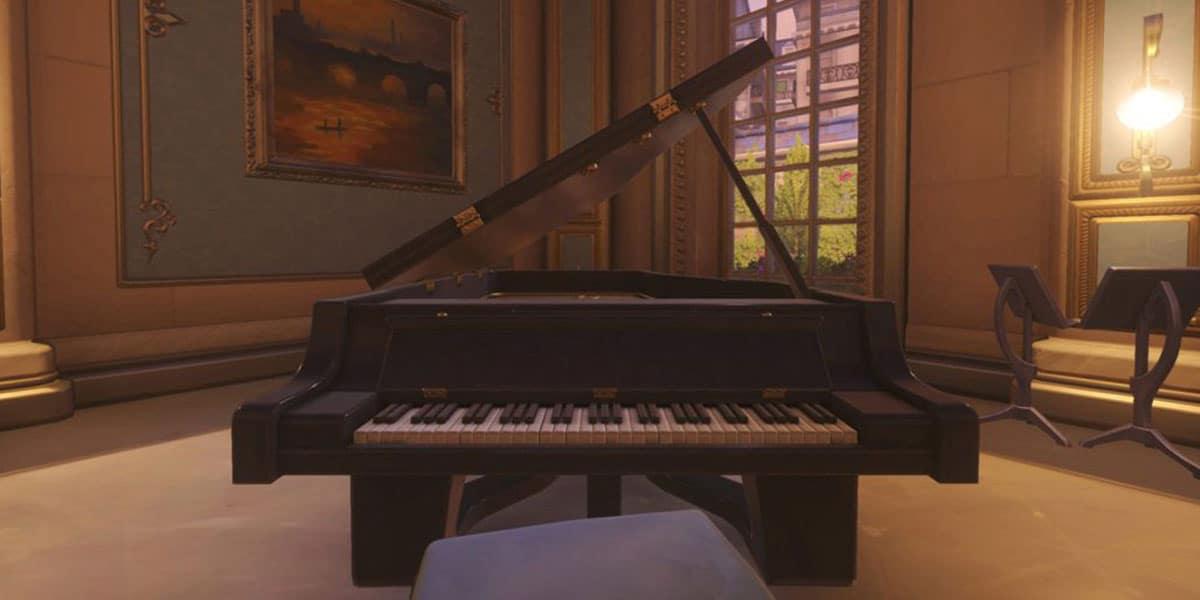 overwatch piano workshop