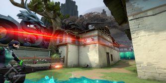 ckm i broń laserowa valorant