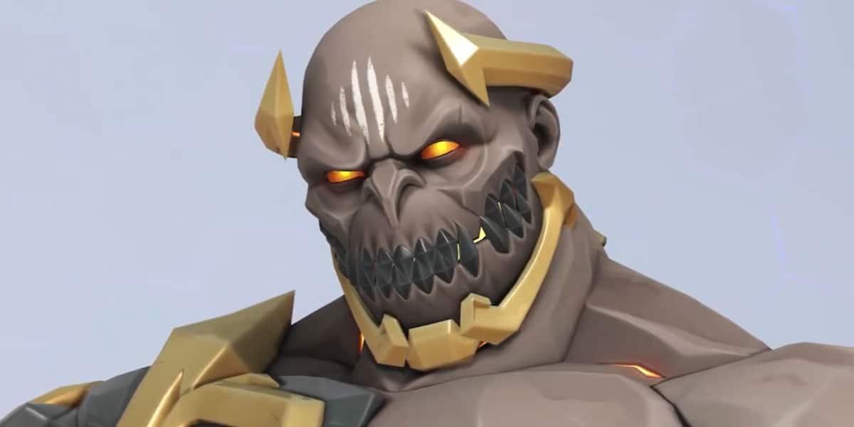 doomfist nowy skin overwatch league