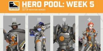 pule bohaterów Overwatch League