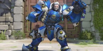 reinhardt z problemami heroes of the storm