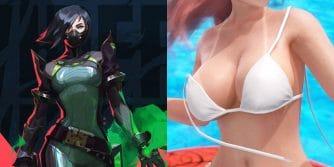 gracze wyszykują porno z valorant