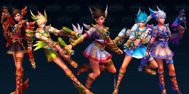 dark nexus II skiny heroes of the storm