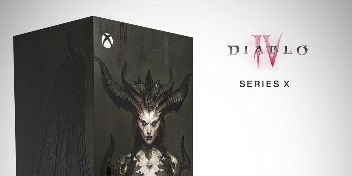 xbox series x diablo 4