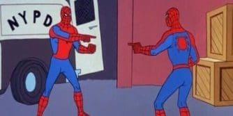 nowy sprej echo to mem spider mana