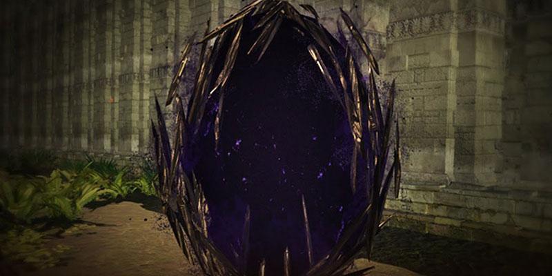 nowe portale w path of exile