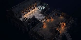 forteca pandemonium z diablo 2 na unreal engine