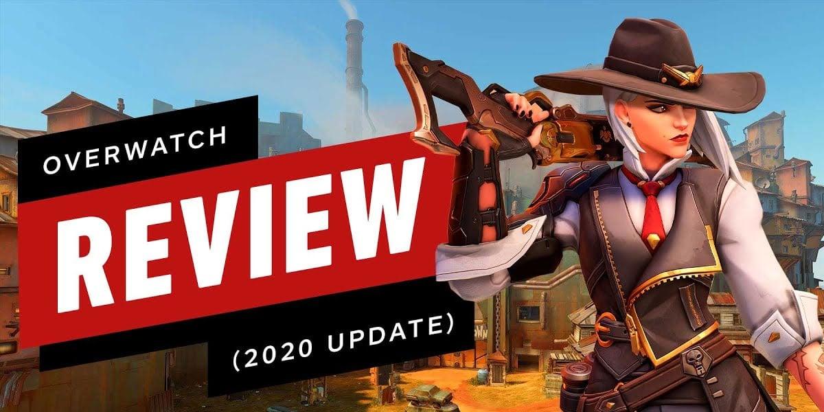 IGN aktualizuje ocenę Overwatch do 10/10