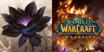 pękła bańka cenowa black lotus world of warcraft