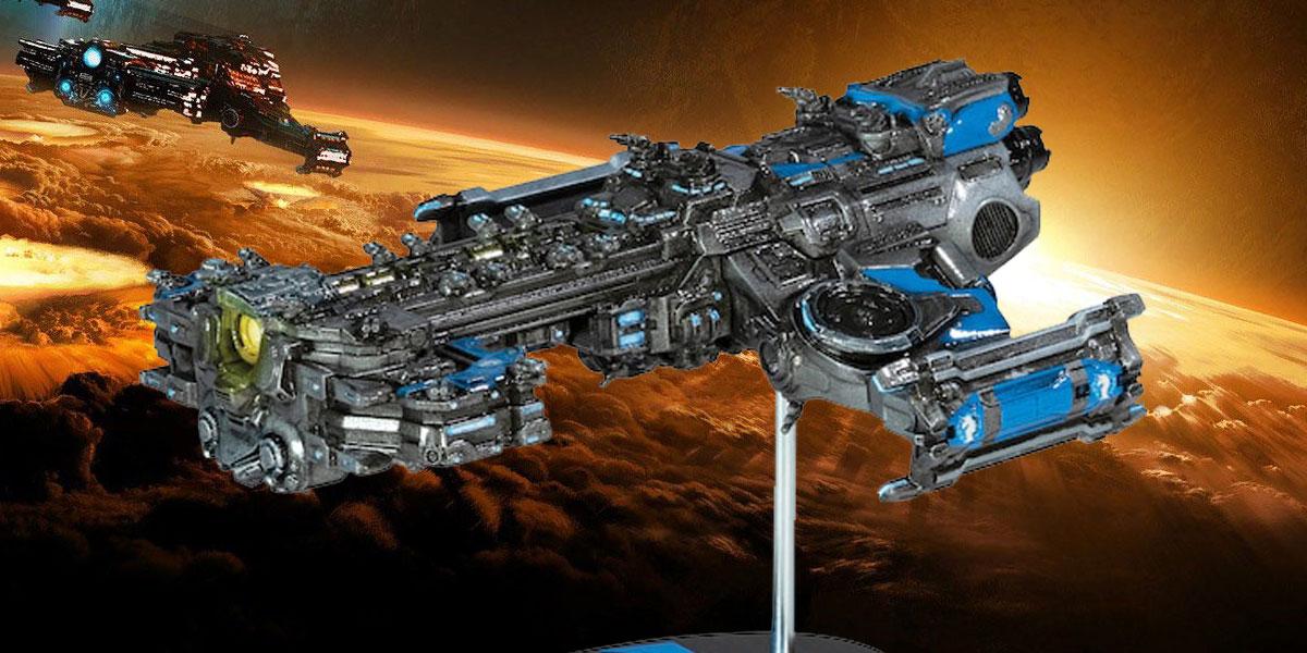 starcraft battlecruiser replika przedsprzedaż