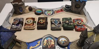 hearthstone board game