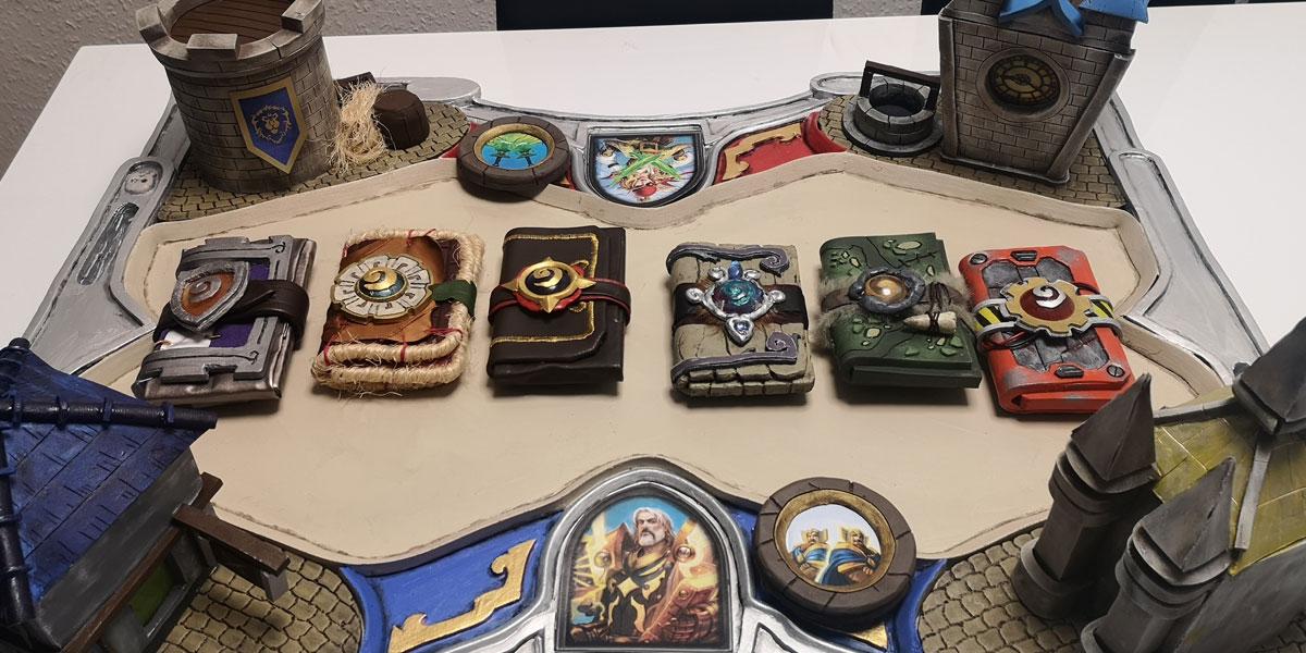 hearthstone board game