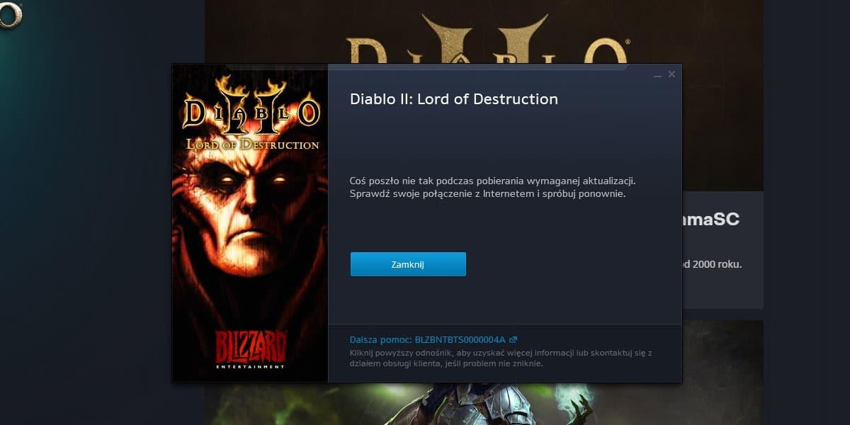 instalator diablo 2 ukryty w aplikacji battle.net
