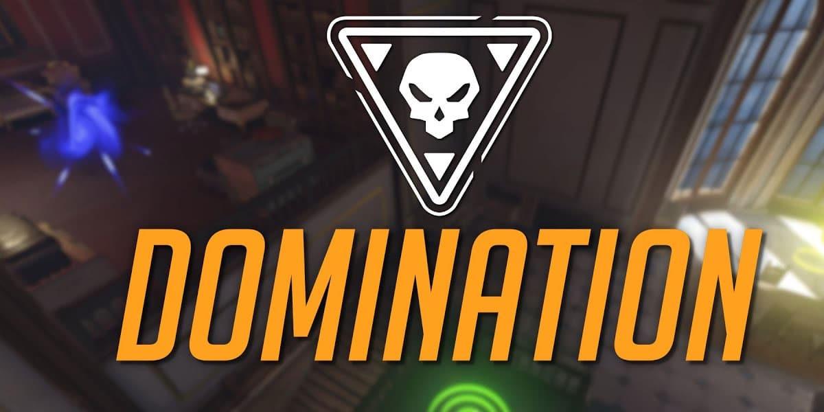 tryb dominacja overwatch