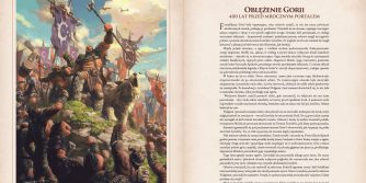 pierwszy polski fragment Kroniki World of Warcraft Tom 2