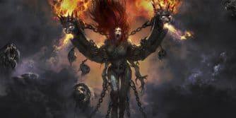Historia Andariel w grze Diablo