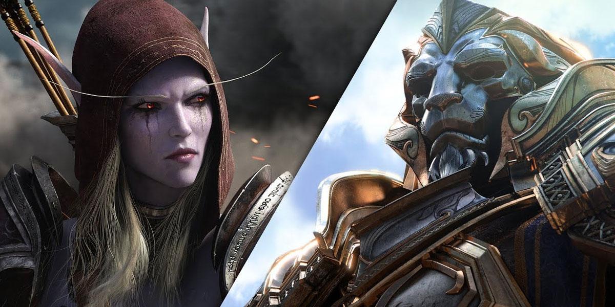 horda vs przymierze ankieta konkurs world of warcraft