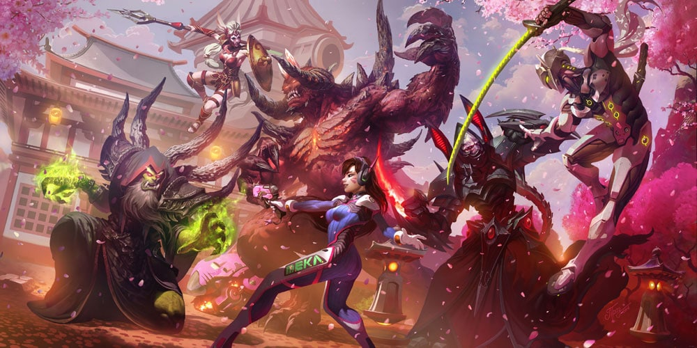 usunięte tryby w heroes of the storm