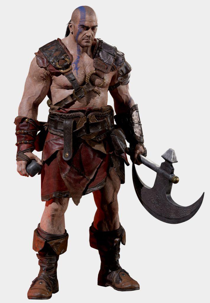 barbarzyńca Diablo 2