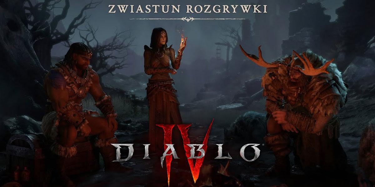 wsparcie polskiej wersji językowej diablo 4