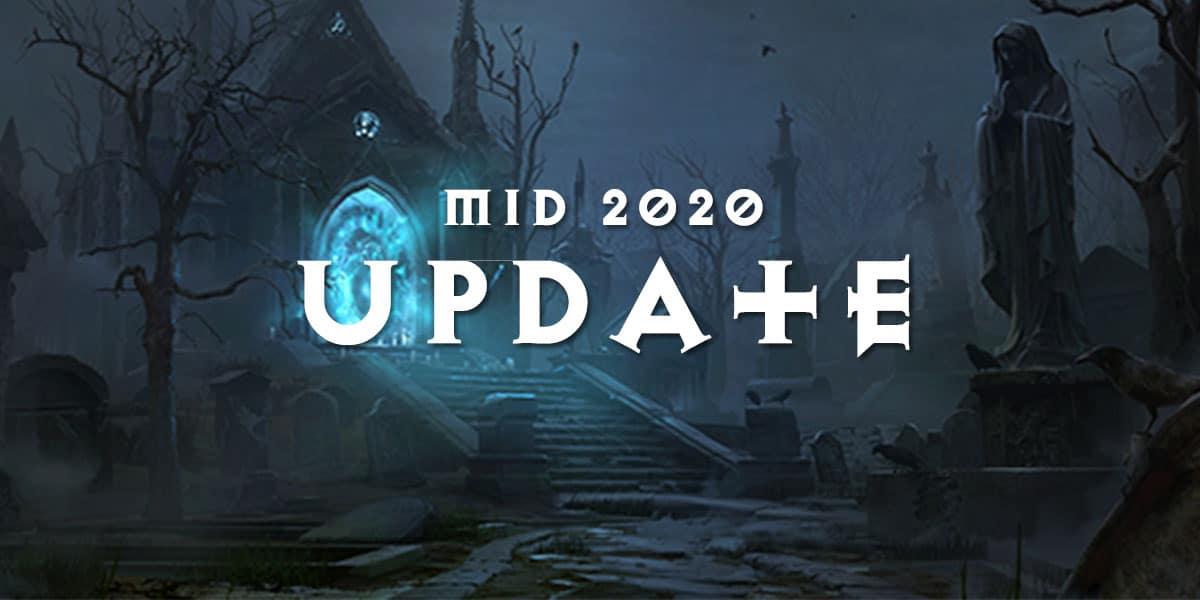 diablo immortal mid 2020 update