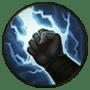 Monk Skill Fist of Thunder