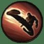 Monk skill Flying kick
