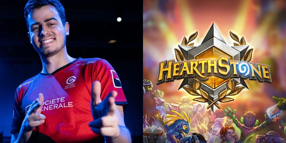Gallon rozpczyna pracę dla Blizzard Entertainment