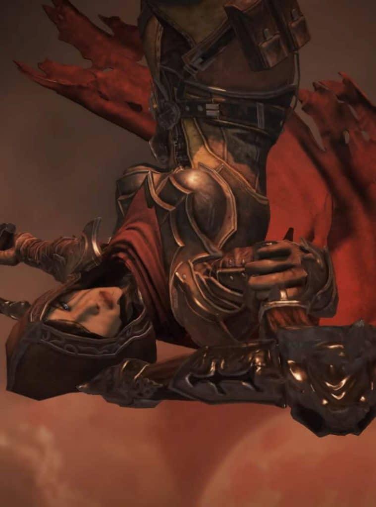 Łowca Demonów z Diablo Immortal