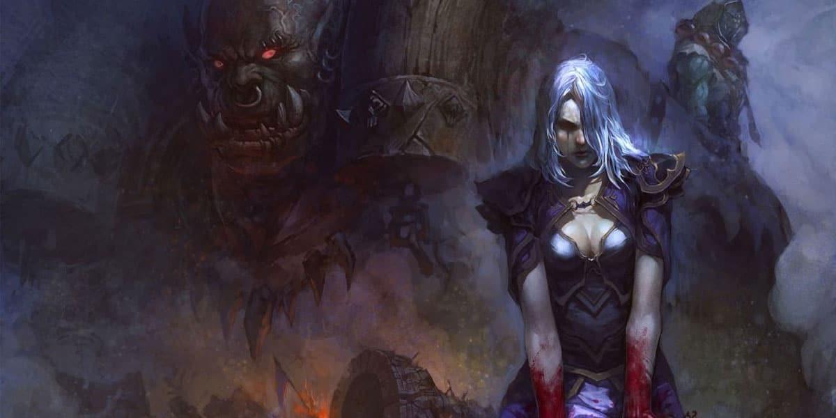 nowa powieść world of warcraft