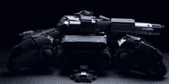 siege tank starcraft 2 z lego technics