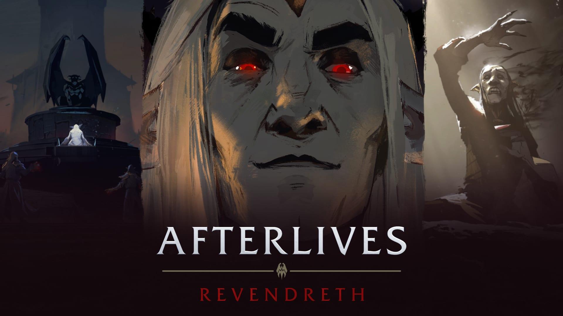 world of warcraft afterlives revendreth