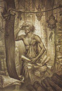 Młody Deckard Cain