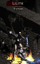 Model Lilith w Diablo 2