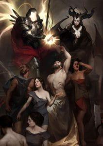 Inarius i Lilith