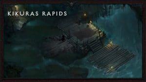 kikuras rapids dungeon