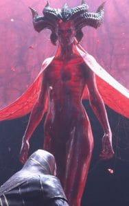 Lilith przywołana w zwiastunie Diablo 4