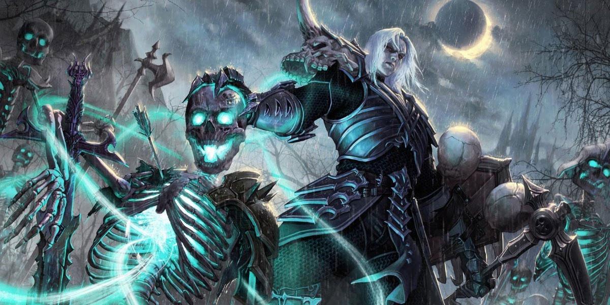 rocznica premiery Diablo 2 i rozszerzenia Przebudzenie Nekromantów