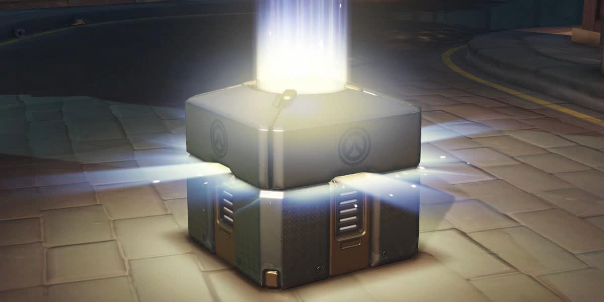 Nowy legendarny loot box w Overwatch