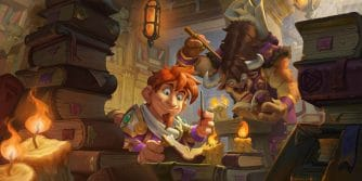 nowy sezon hearthstone