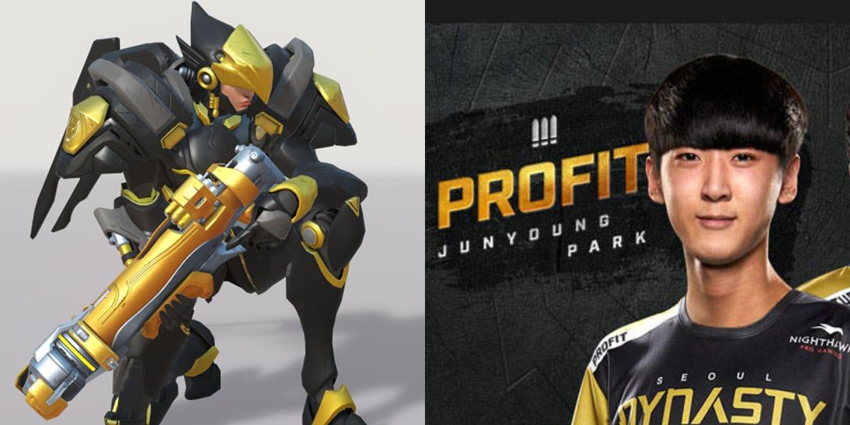 profit 10 000 eliminacji w overwatch league