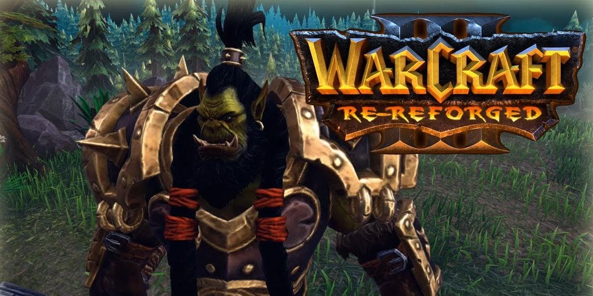 Warcraft 3: Reforged Remaster