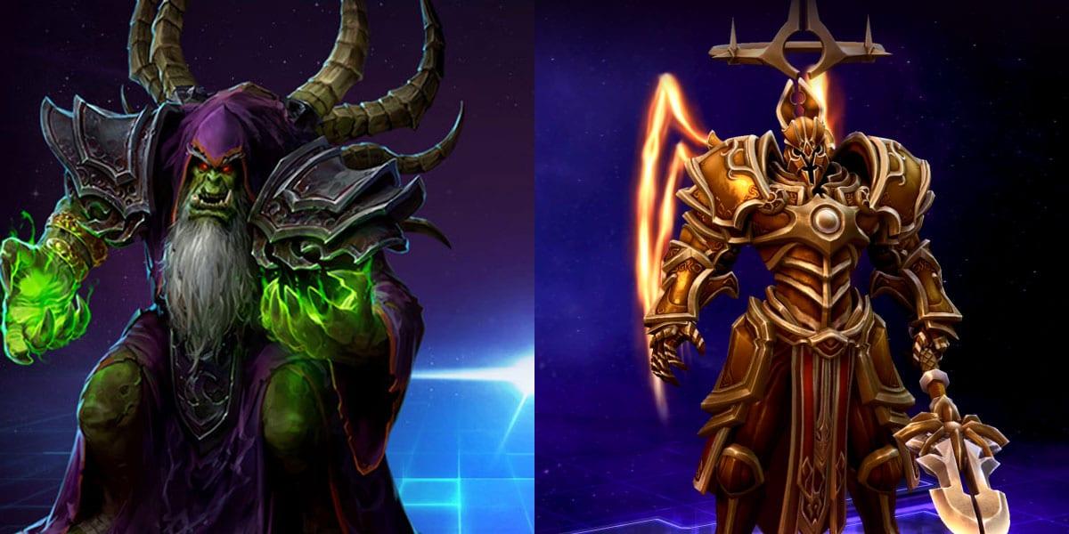 nowa rotacja heroes of the storm