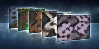 Starcraft 2 map pool sezon 3 2020