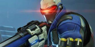 eksperyment Overwatch żołnierz 76