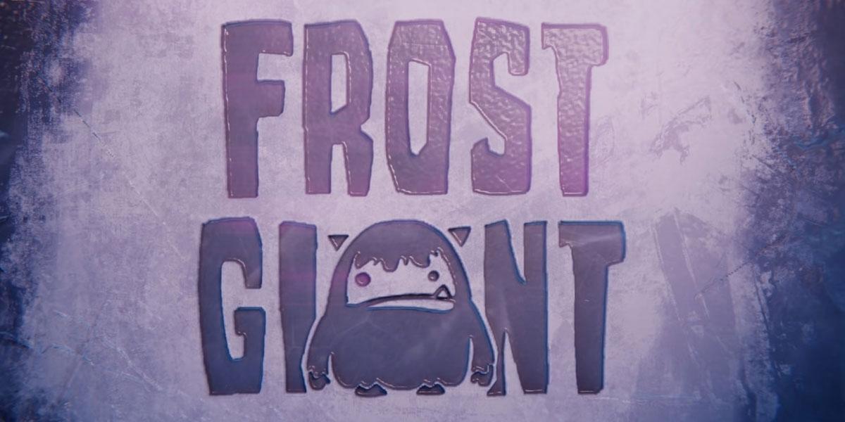 frost giant pierwsza gra twórców Starcraft 2 za 4 lata